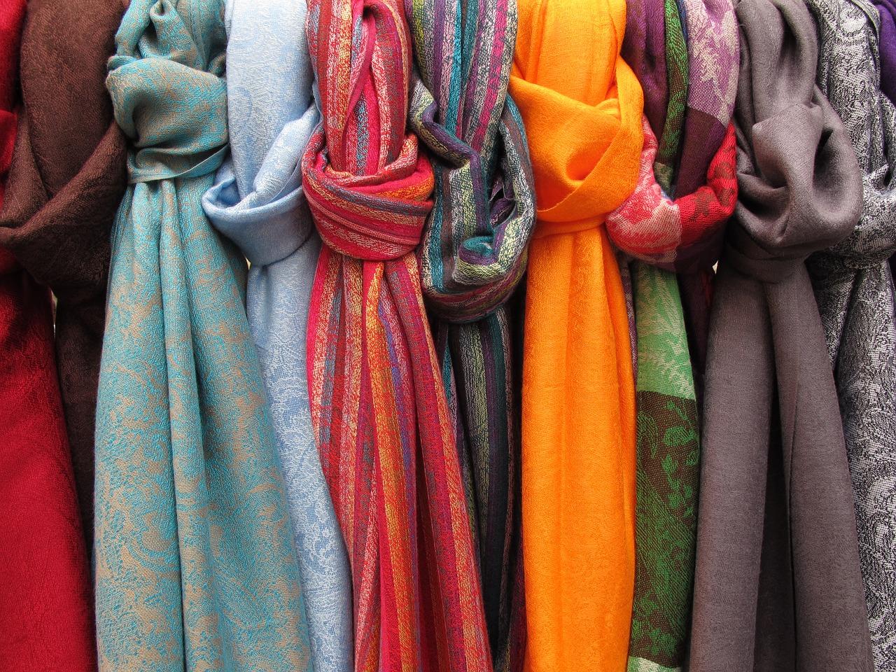 Textile Fabric Types by Fiber Sources - Textile School