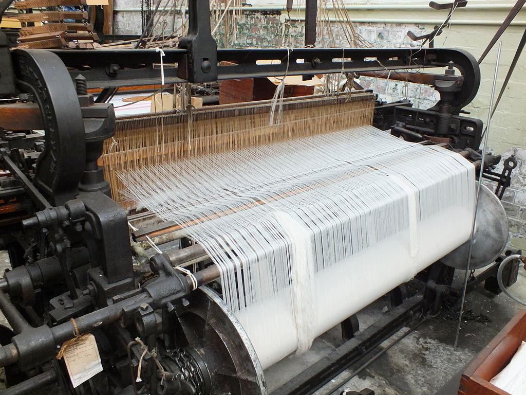 Fabric Weaving Basics Textile School Wiring Loom Motions