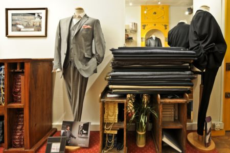 Garment Sampling - Textile School