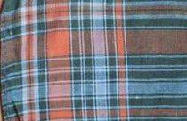 Madras Fabric