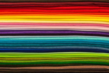 Textile Fabric Types - different types of fabrics and their