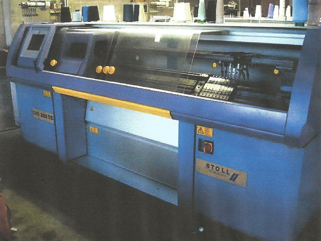 Manual Flat Knitting Machines Textile School