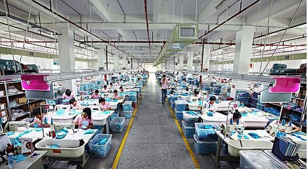 Garment Production Process - Textile School