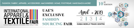 International Apparel and Textile Fair 728×90
